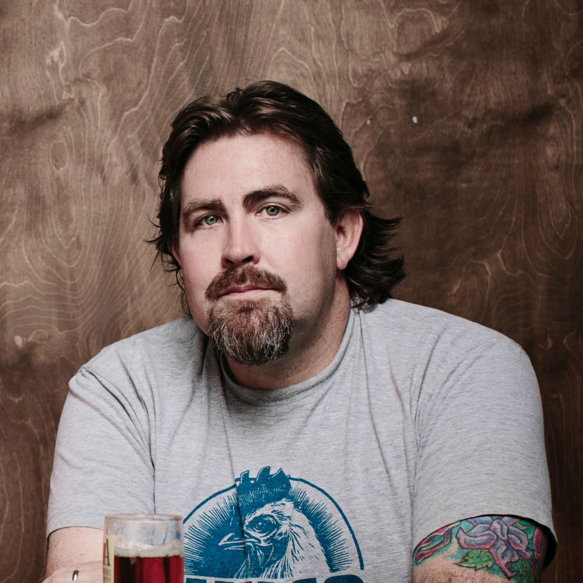 Jeff Balfour San Antonio chef Southerleigh Fine Food & Brewery