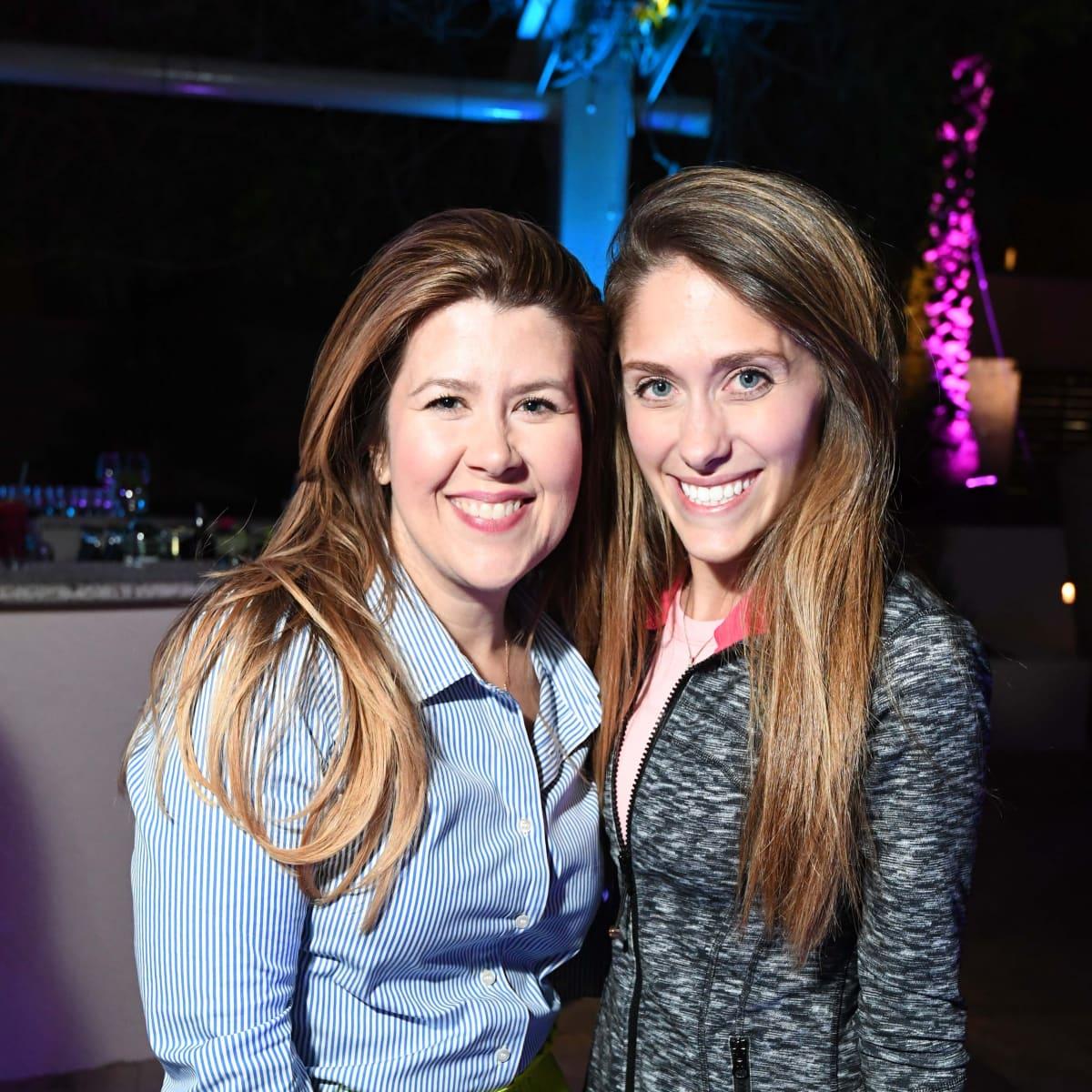 Four Seasons Spa opening, 4/16, Holly Crawford, Hilary Rosenstein