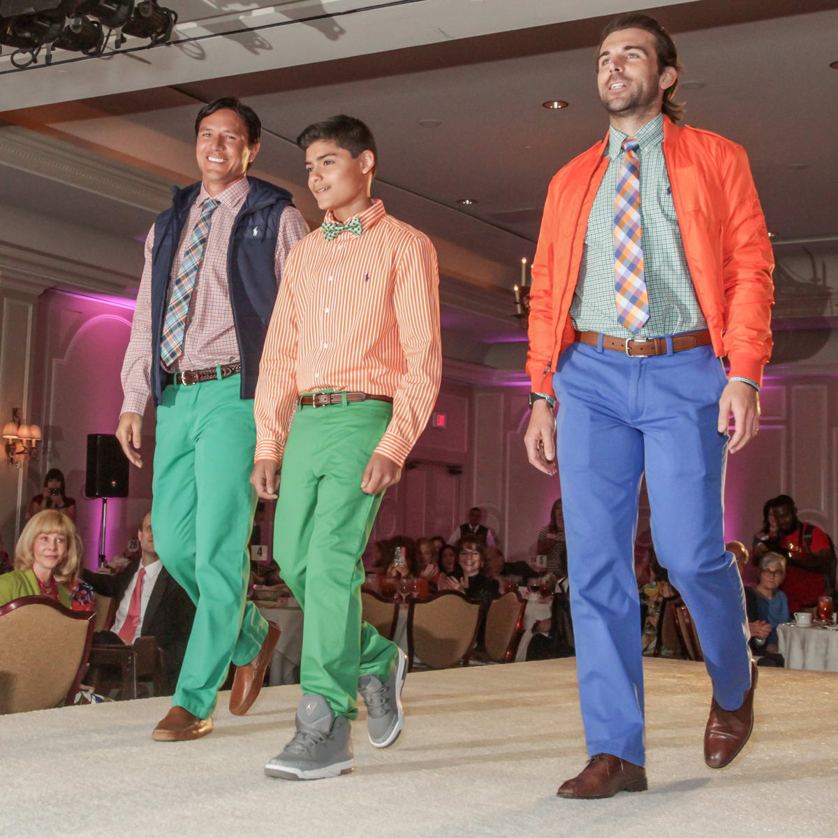 Houston, More Than You Can Imagine luncheon, April 2016, Brian Ching ,Harbor Child and Mike Chabala