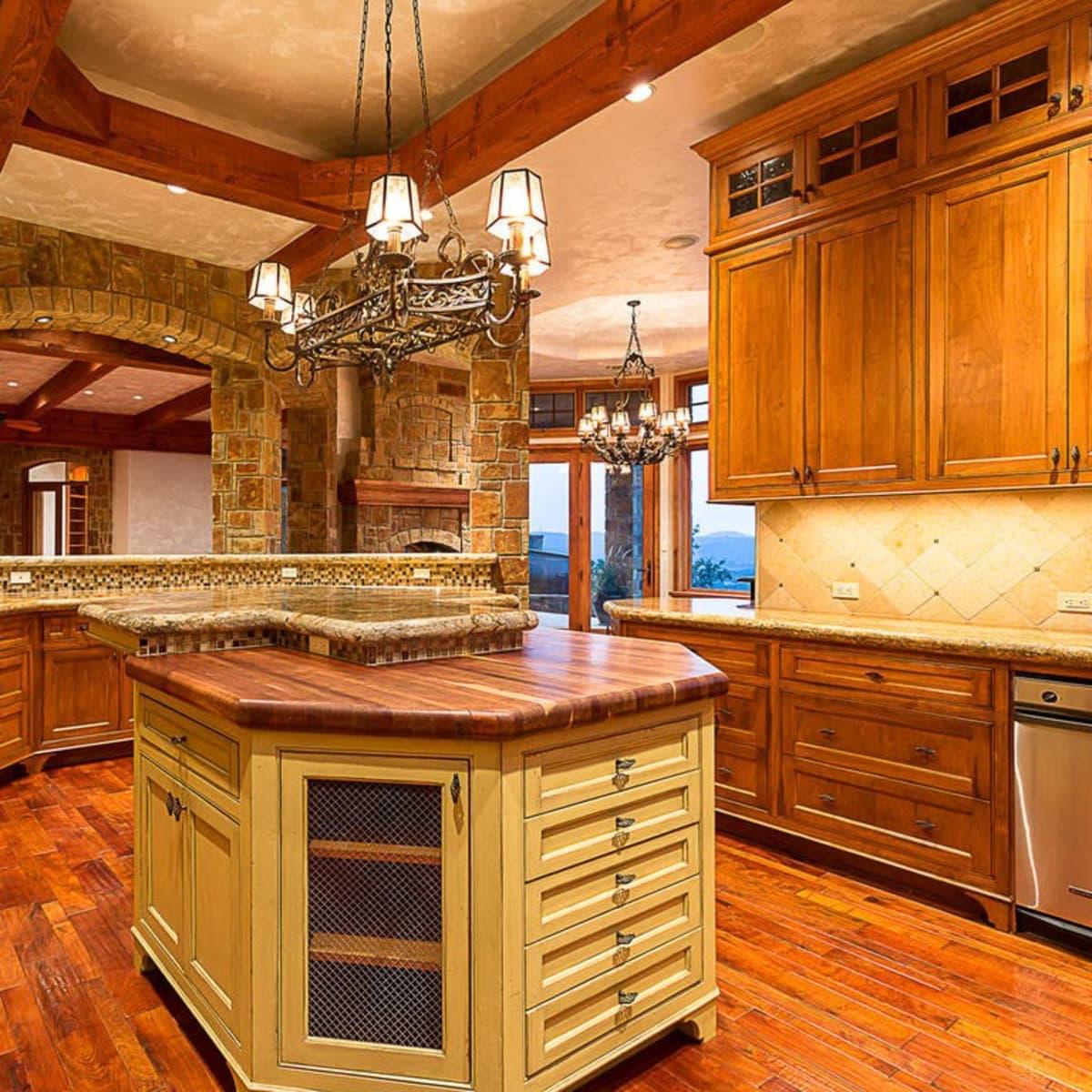 Austin home house 12006 Pleasant Panorama View 78738 Jeff Kent April 2016 kitchen