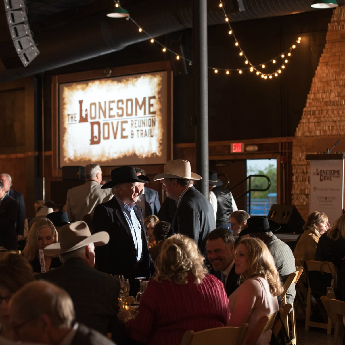 Lonesome Dove reunion