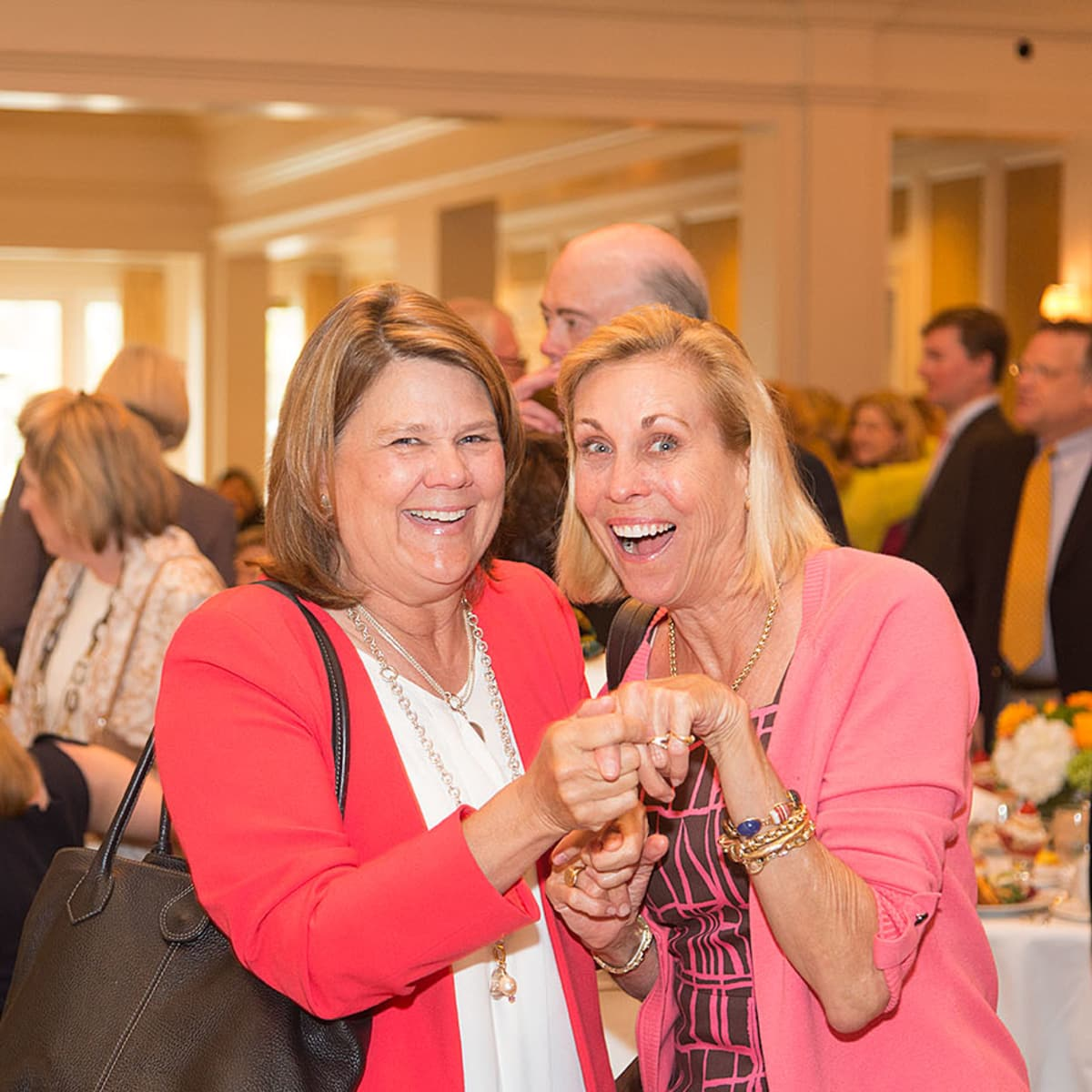 VEPS Luncheon, March 2016, Phoebe Muzzy, Cindy Kahle