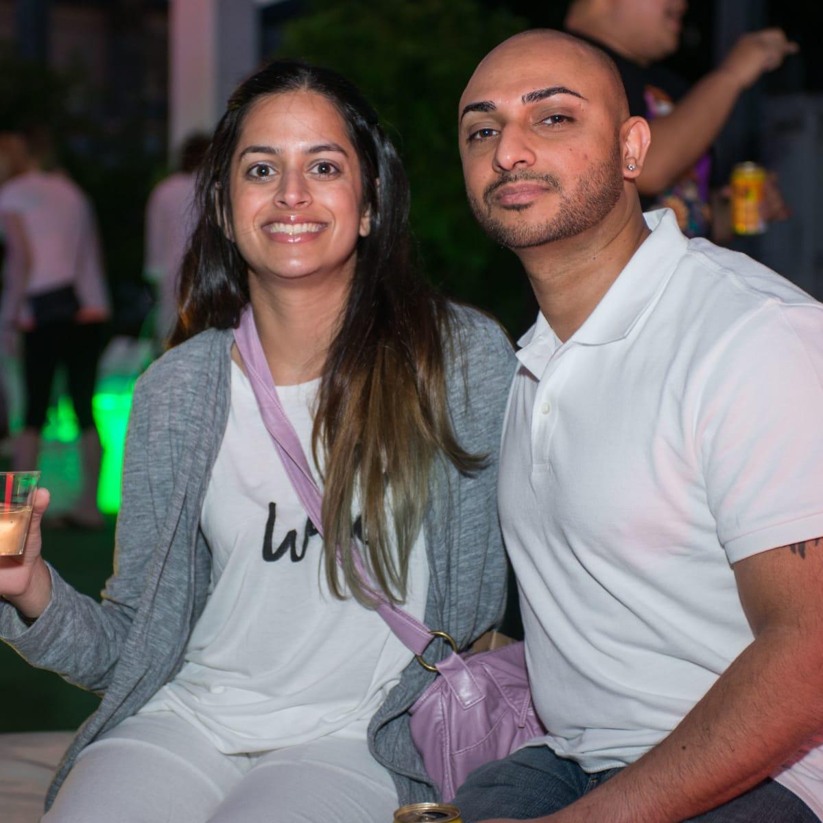 CultureMap Social, March 2016,  Amy Patel, Asif Kabani