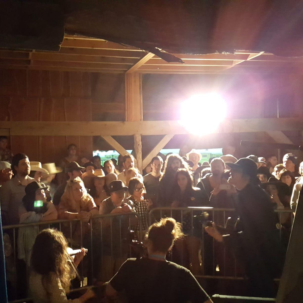 Luck Reunion 2016 Texas barn