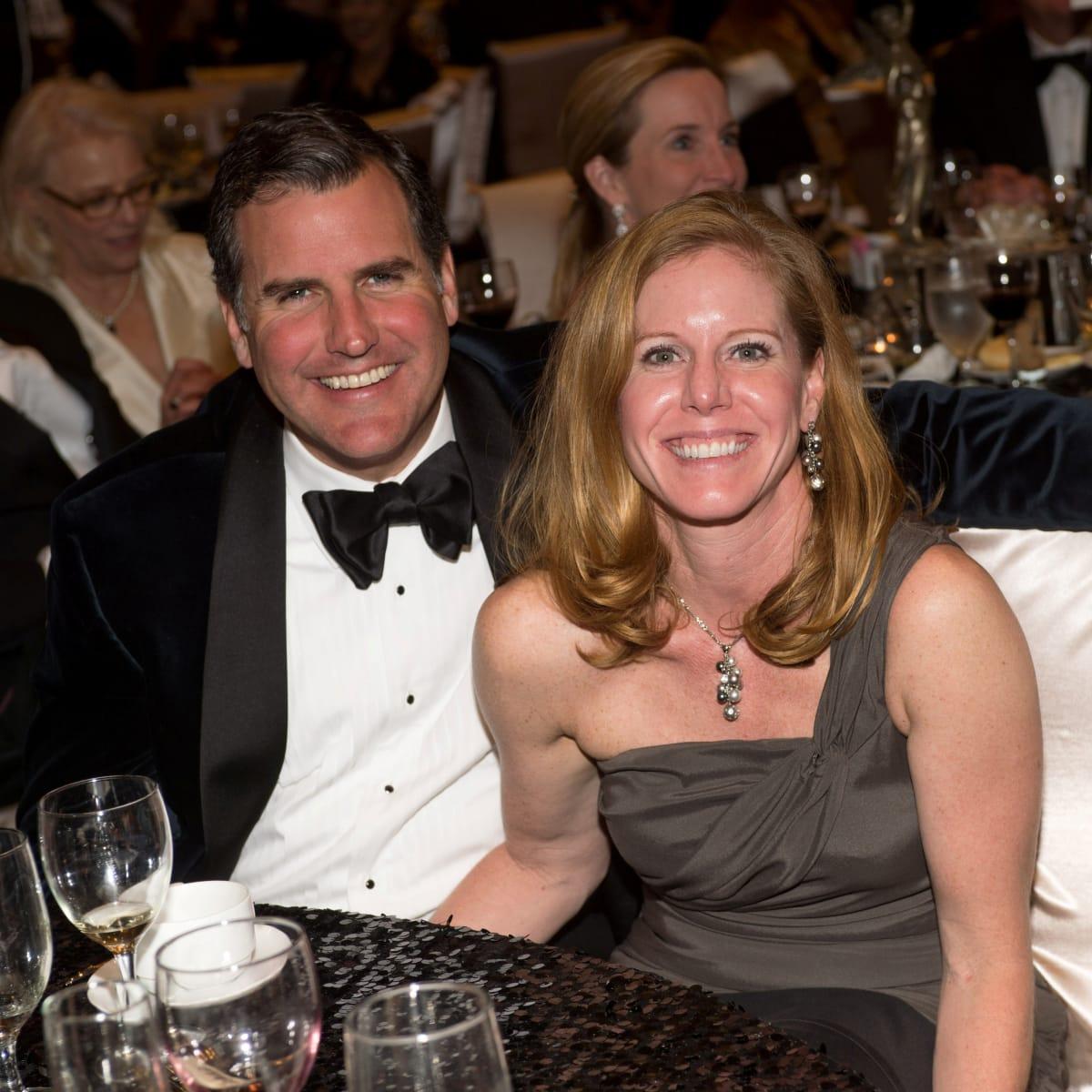 Covenant House Gala, March 2016, Charles Fridge, Danielle Fridge