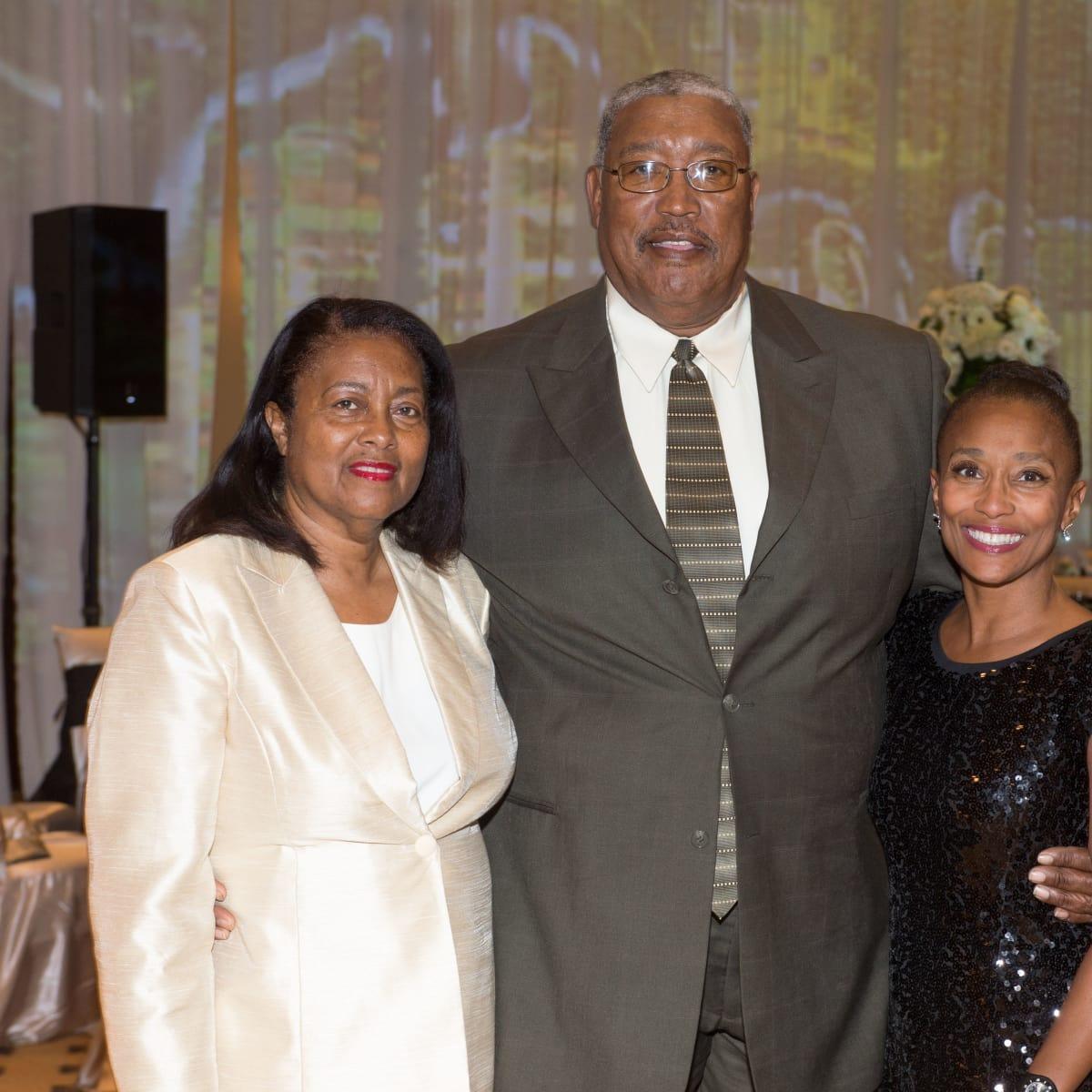 Covenant House Gala, March 2016, Lula Richard, J.R. Richard, Jacqueline Fair