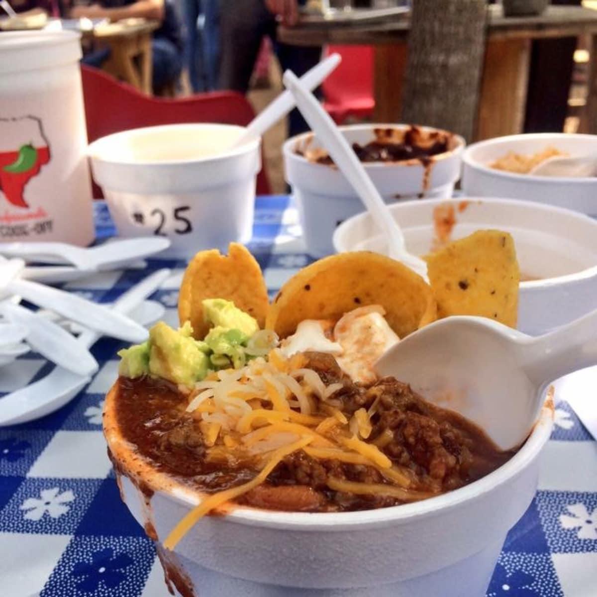 Casa de Esperanza chili cook-off, March 2016,