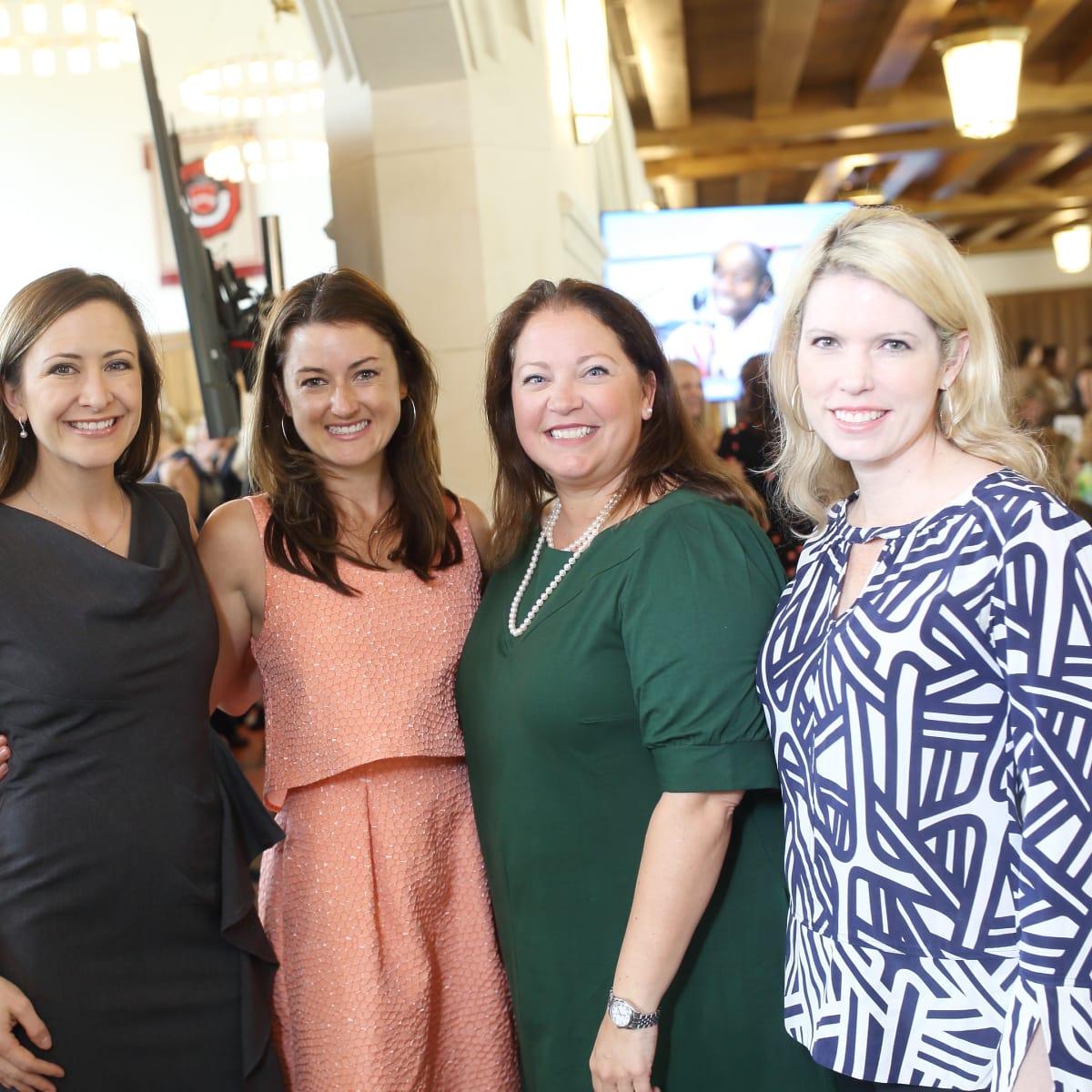 Breakthrough Houston, March 2016, Melissa Lowery, Patrice Heins, Allison Leach, Courtney toomey
