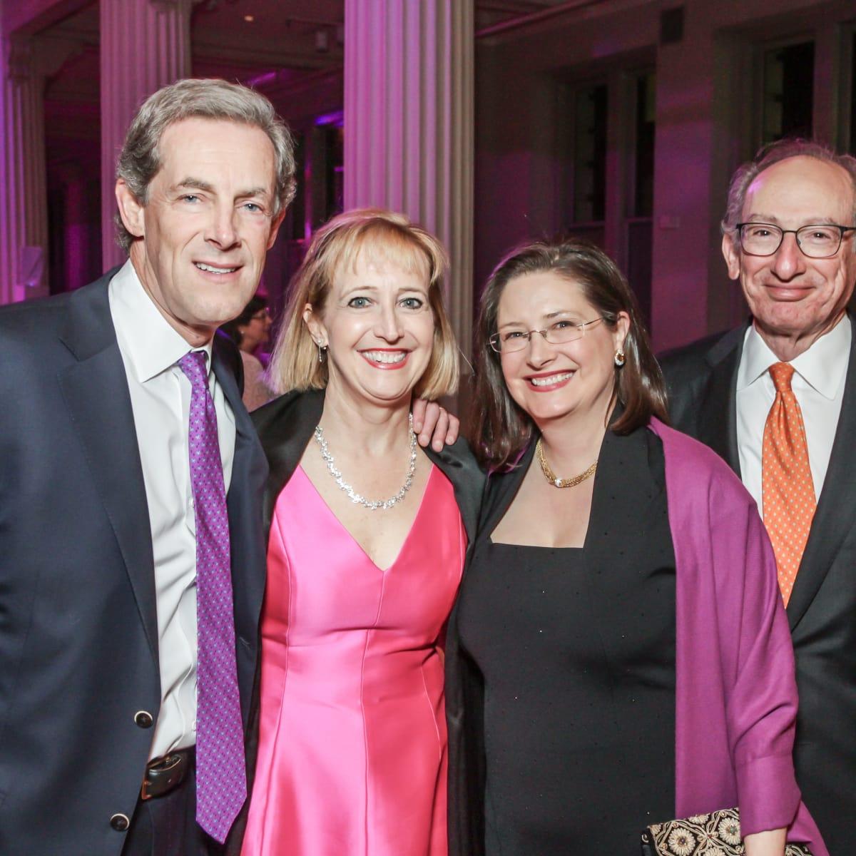 David Sterling, Kim Sterling, Laura Devitt, Stephen Massad at Club da Camera