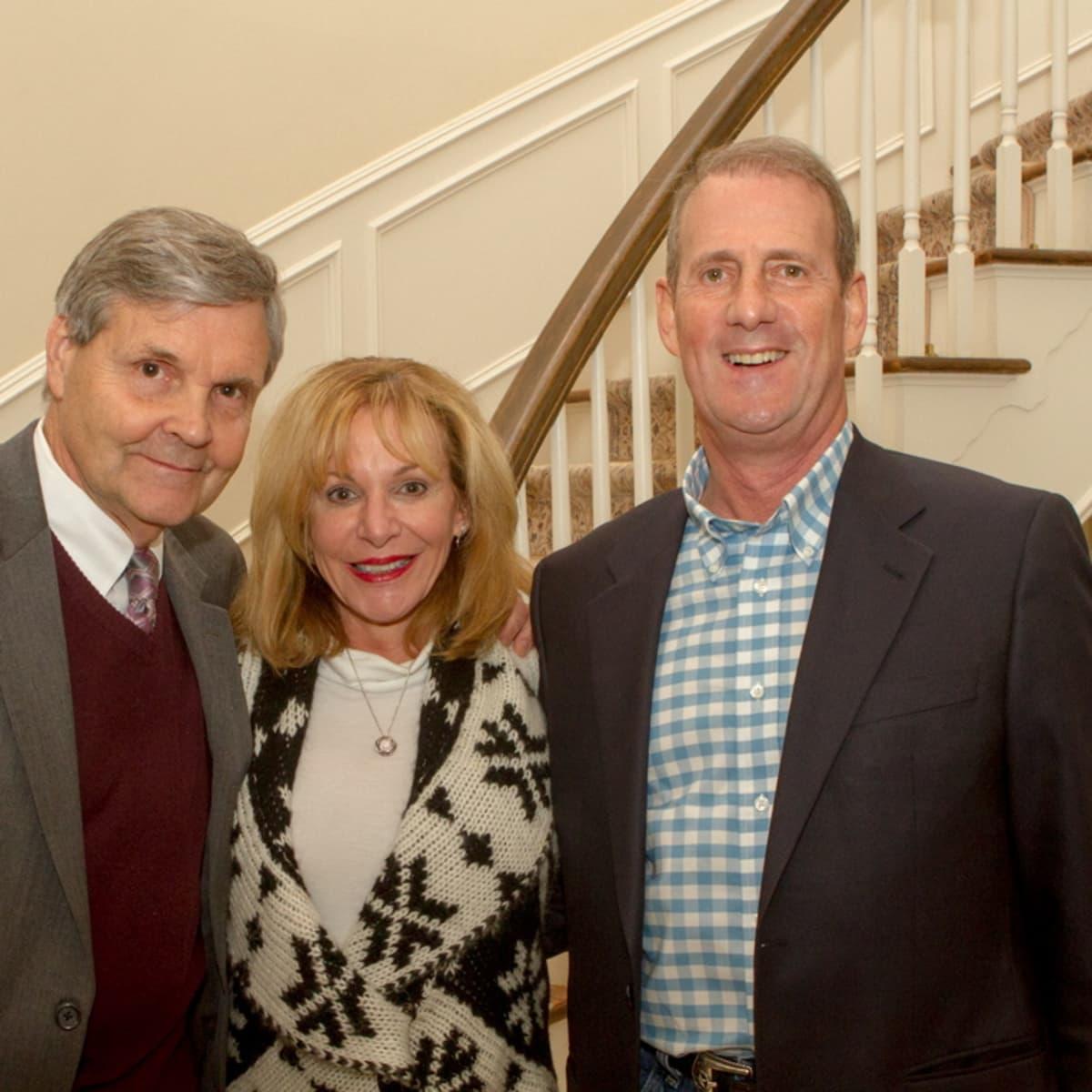 UT Music Fundraiser Brant Pope, Karen and Marty Skolnik