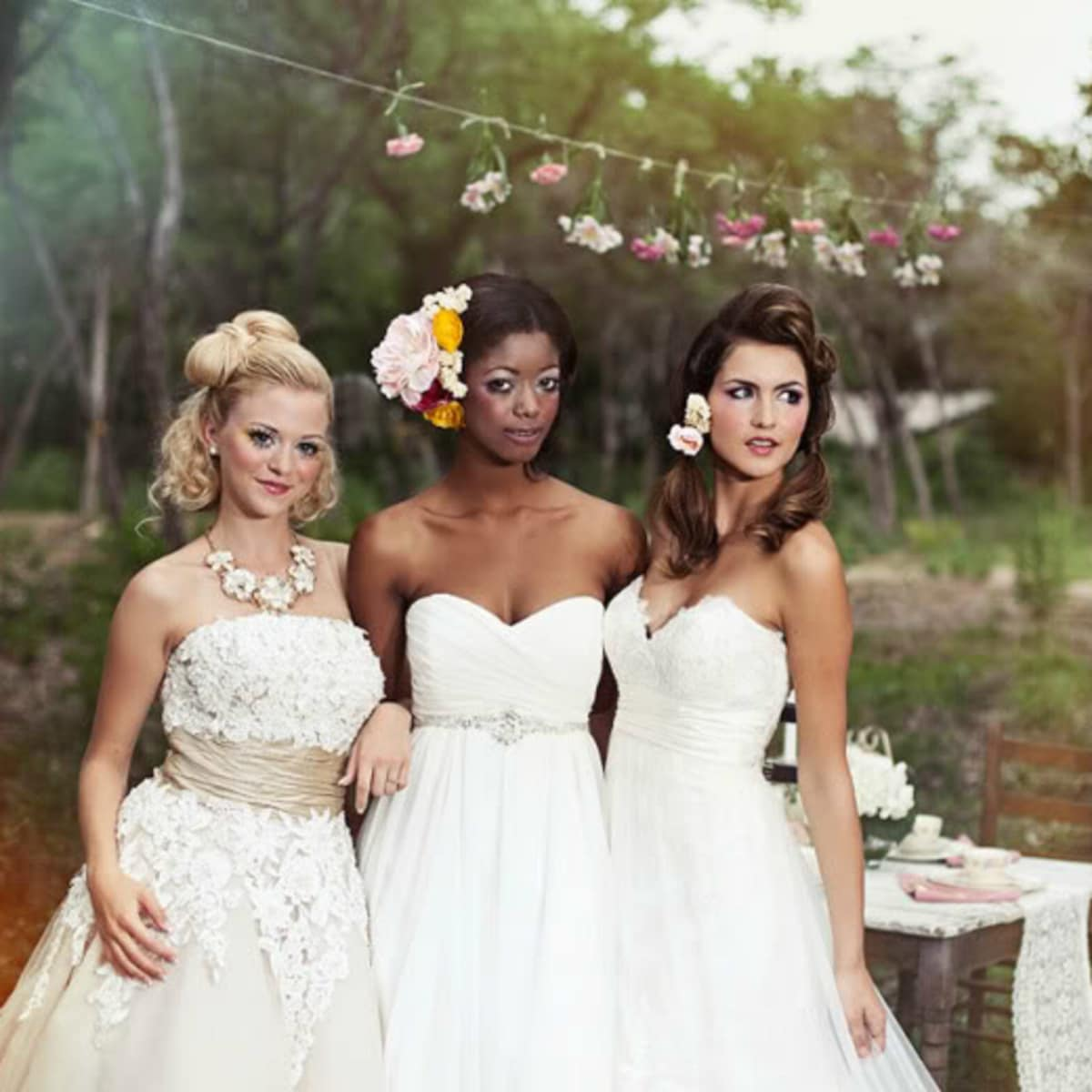 Melange Bridal Salon Austin wedding gowns