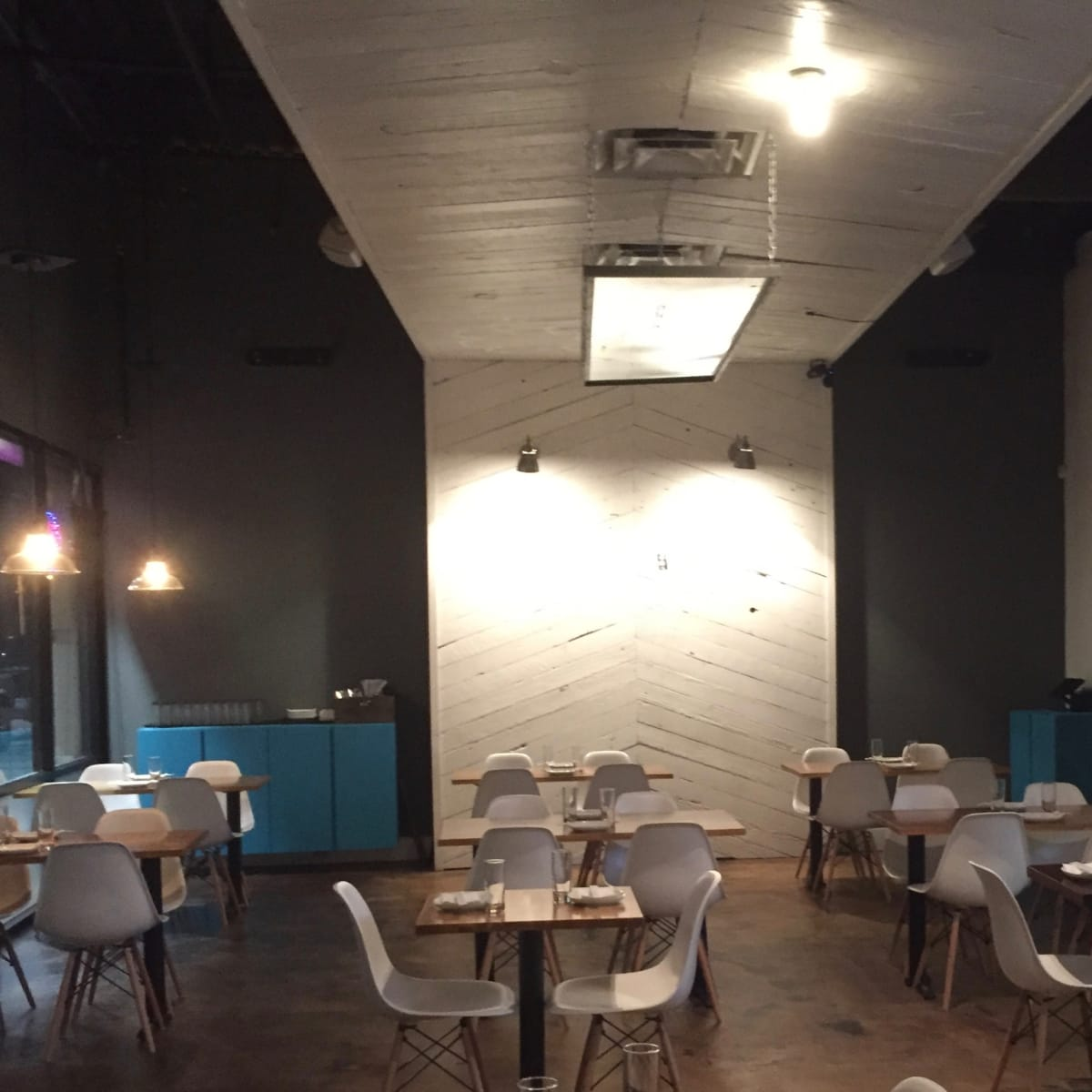 Where to eat right now 10 sizzling new restaurants for february anju korean midtown interior kristyandbryce Gallery