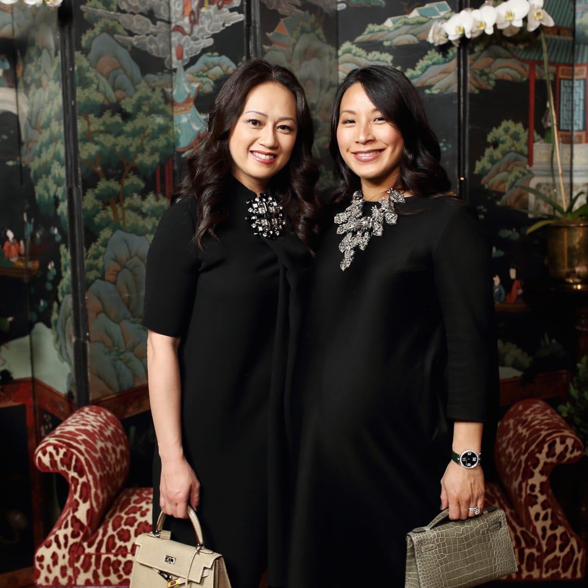 Know Autism Gala, Feb. 2016, Nina Vu Yu, Diane Chen