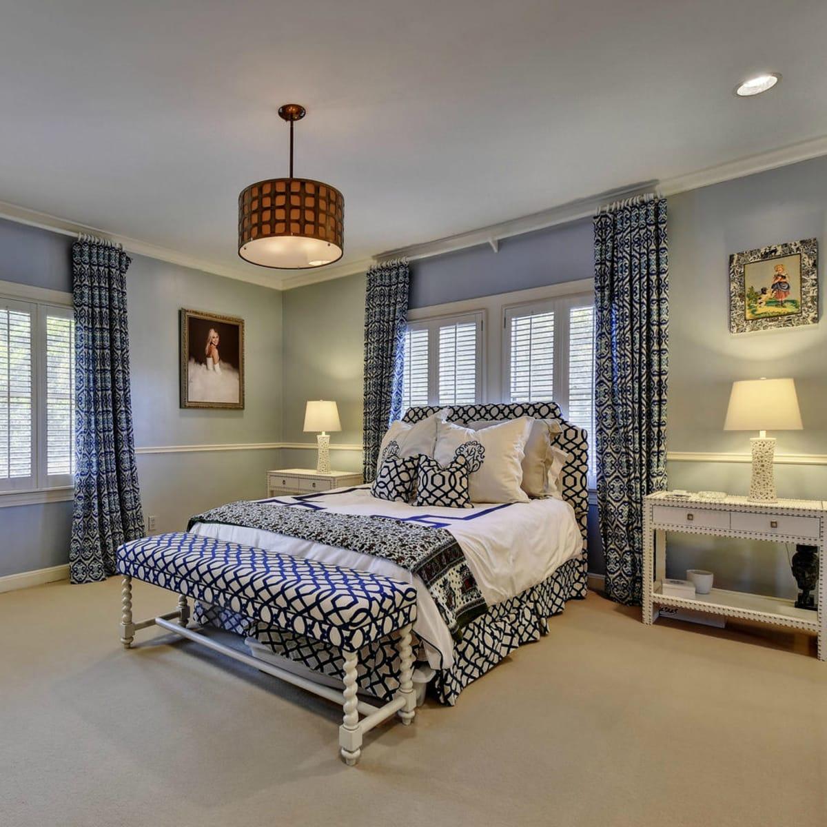 Austin house home Tarrytown 2610 Kenmore Court Ben Crenshaw February 2016 bedroom