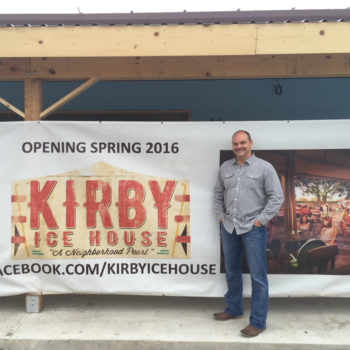 Kirby Ice House Danny Evans