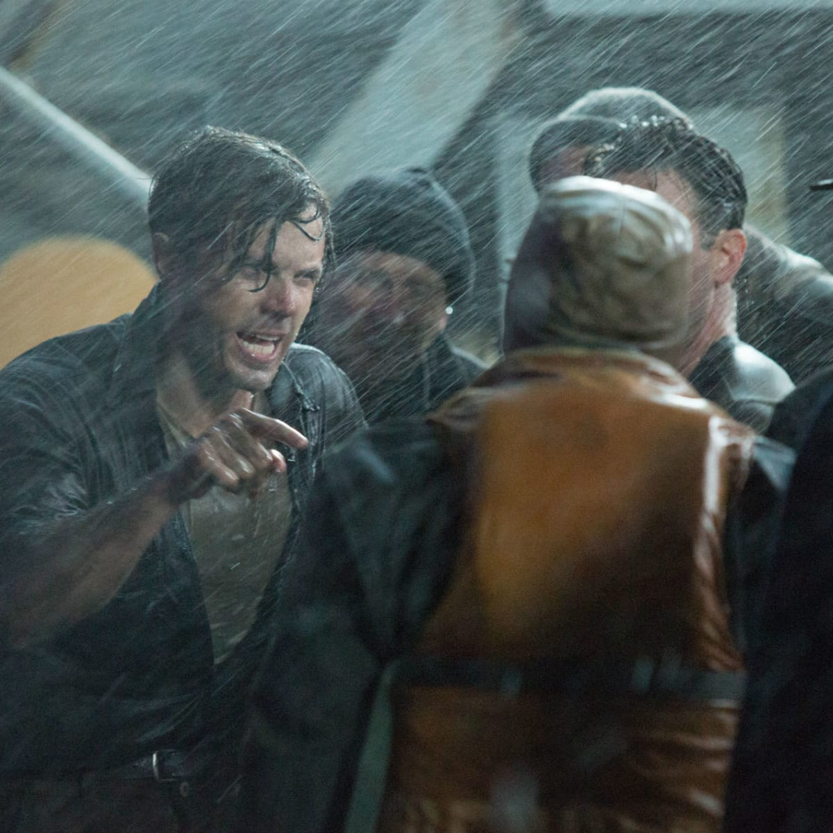 Casey Affleck on The Finest Hours