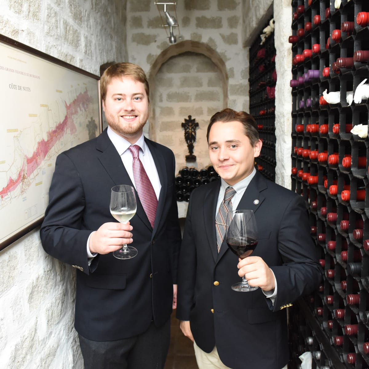 Houston, JDRF Promise Ball kick off party, January 2016, Alex Cocke, Paul Cuclis.