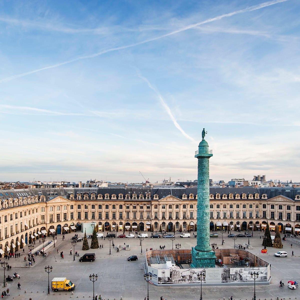 News, Ritz Hotel Paris, Place Vendome, Jan. 2016