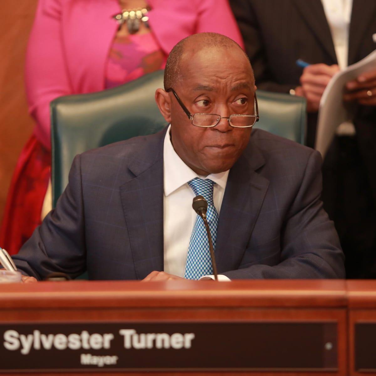 News, Sylvester Turner in Council, Jan. 2016