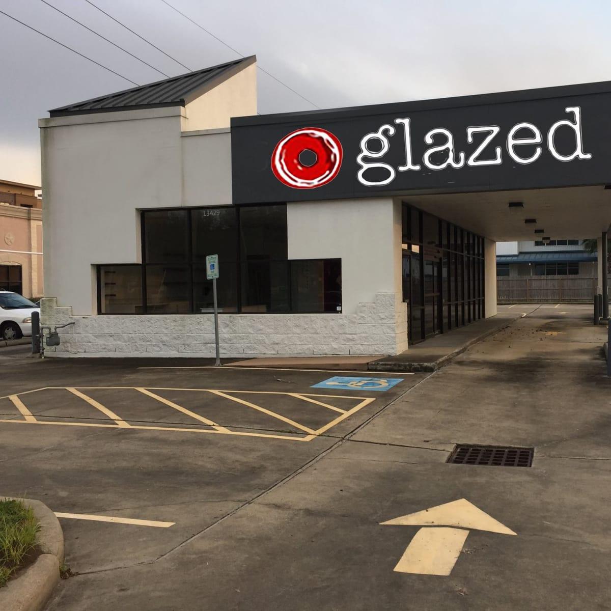Glazed Donut Cafe Energy Corridor exterior