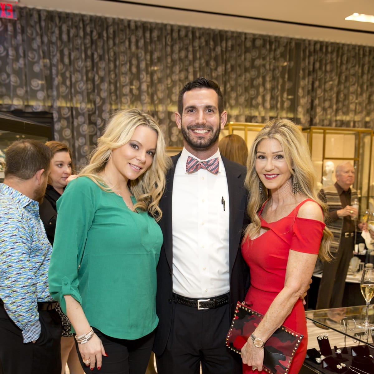 News, Tenenbaum at Tootsies, Dec. 2015, Name, Patrick Darby, Patti Murphy