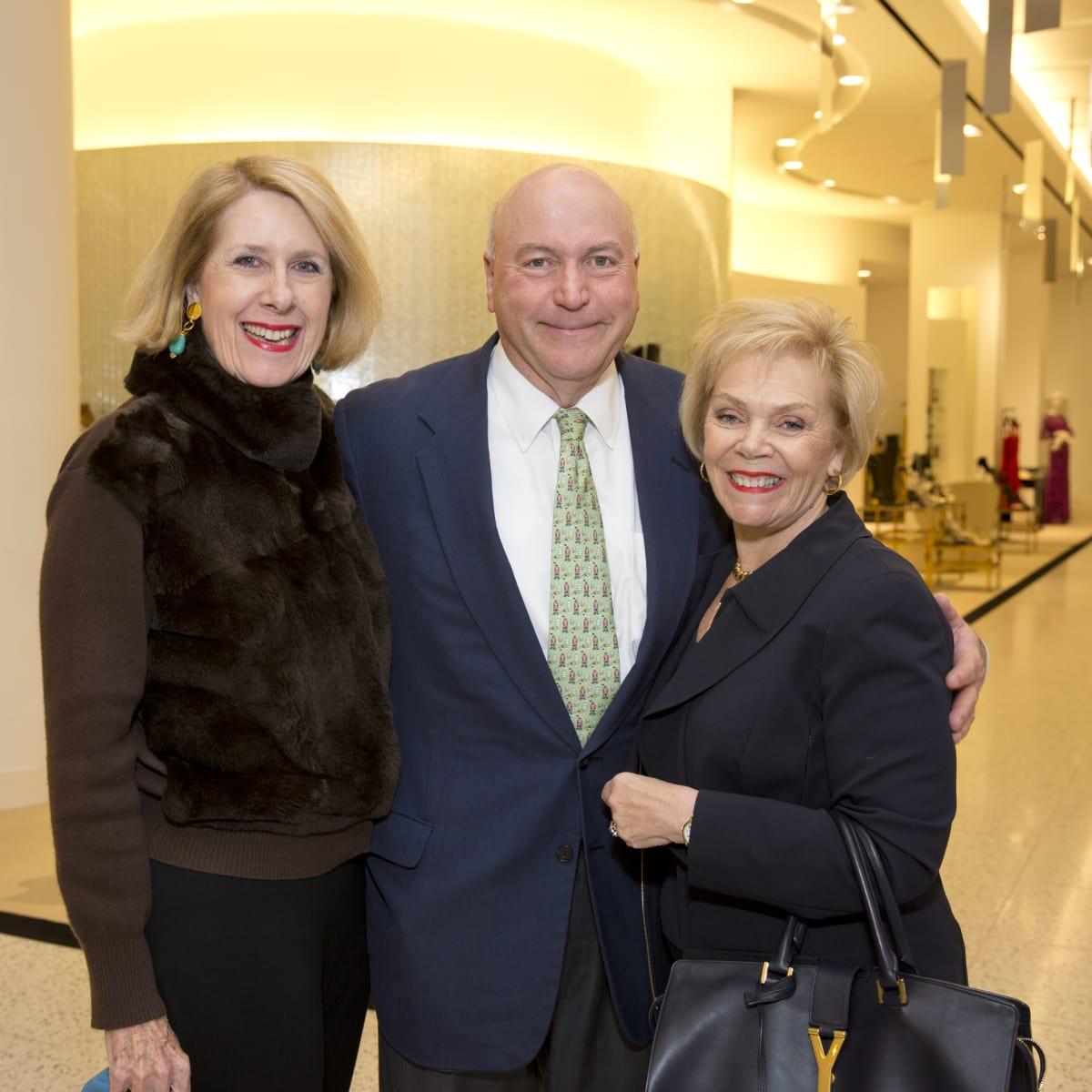 News, Tenenbaum at Tootsies, Dec. 2015, Martha Adger, Jim Madget, Donna Wilson