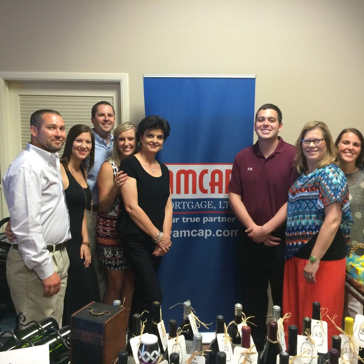 AmCap Corey Monzingo Foundation fundraiser