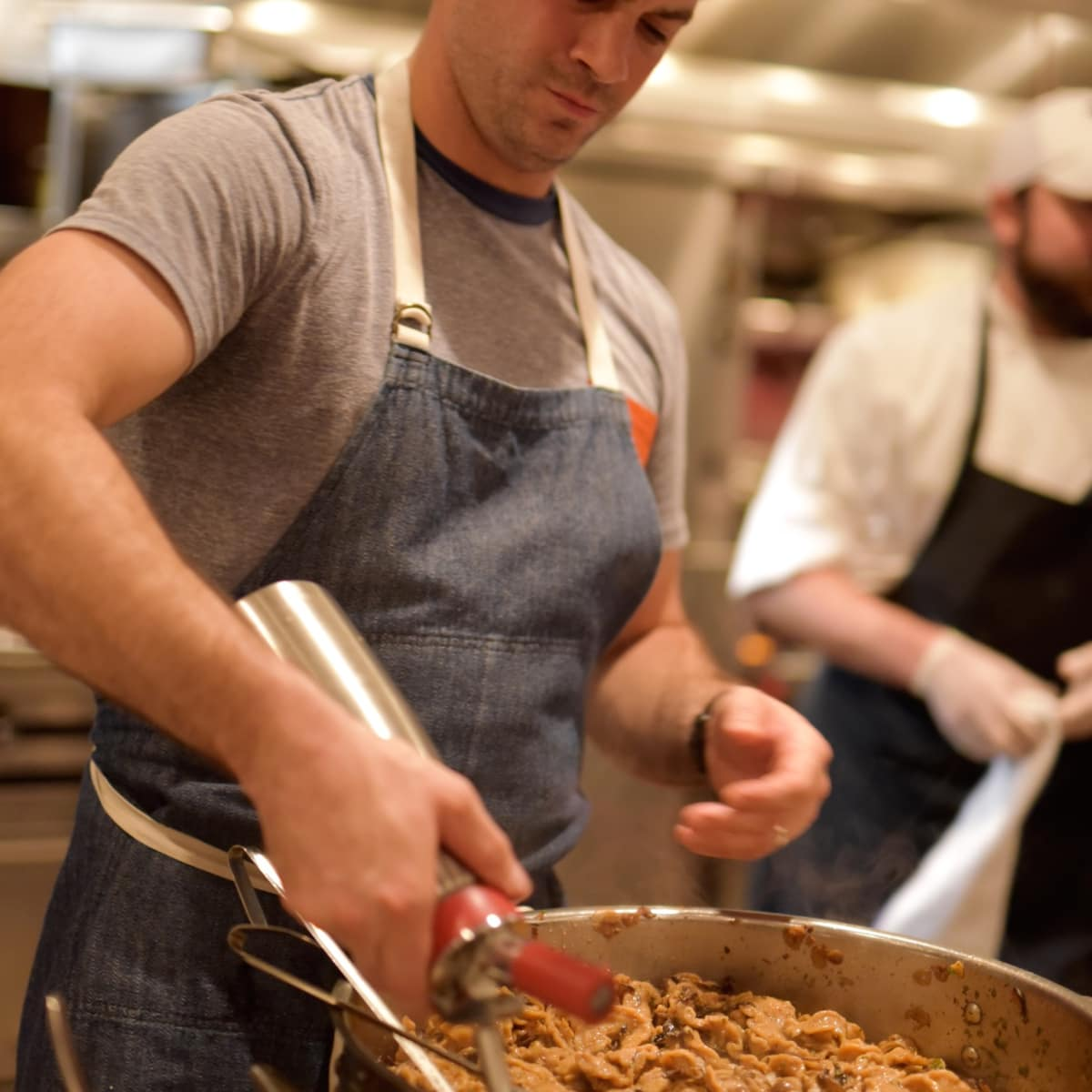 Culinary All Stars The Pass & Provisions Terrence Gallivan
