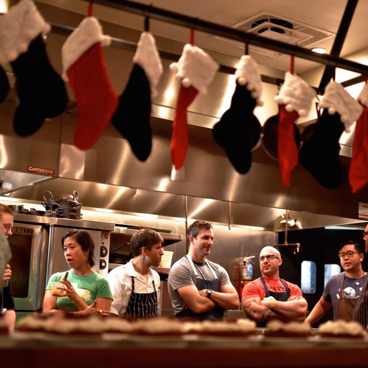 Culinary All Stars chefs