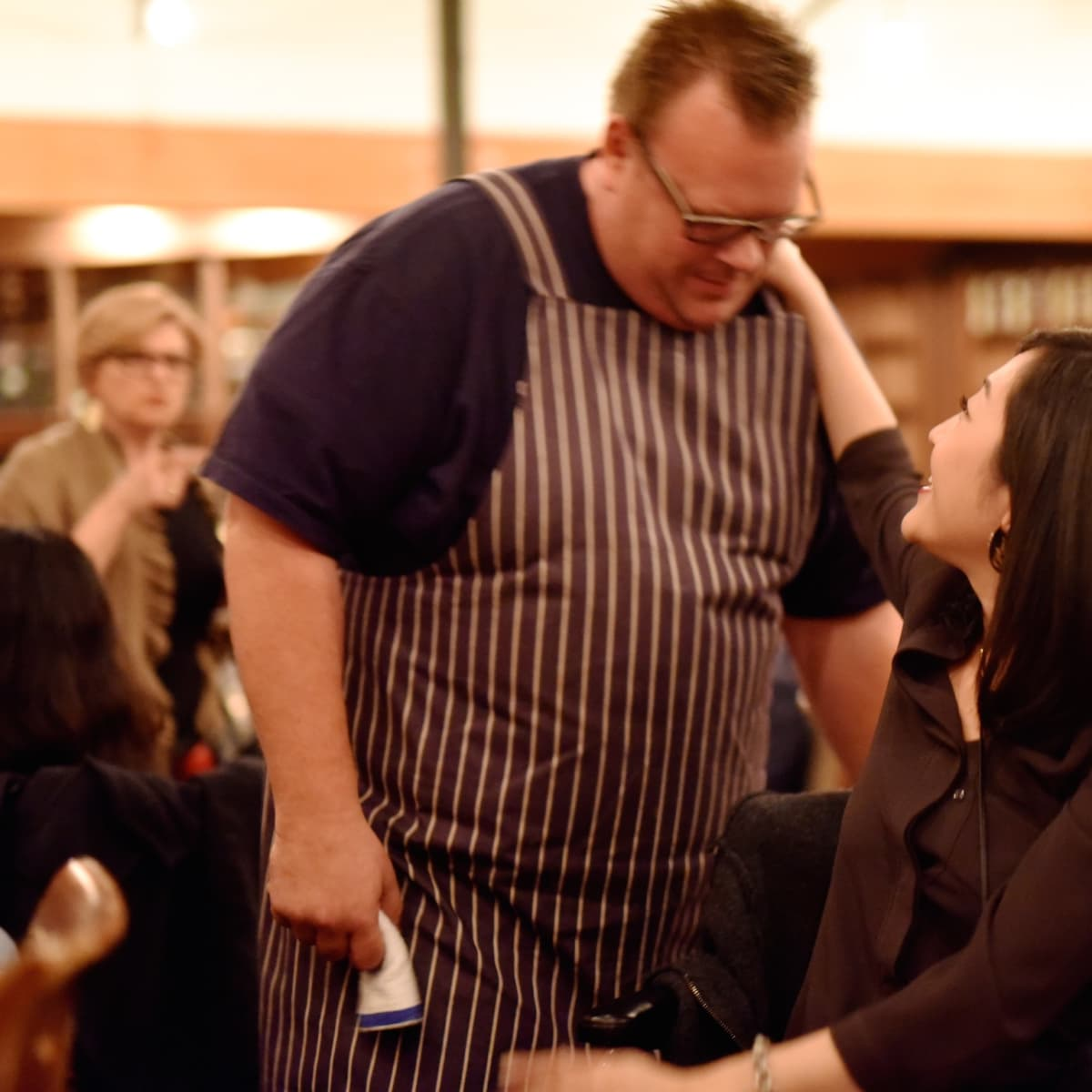 Culinary All-Stars Liz Fenton Chris Shepherd