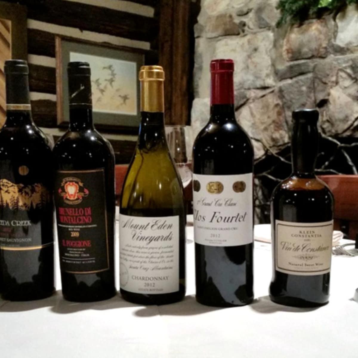 Rainbow Lodge Coravin wine spectator
