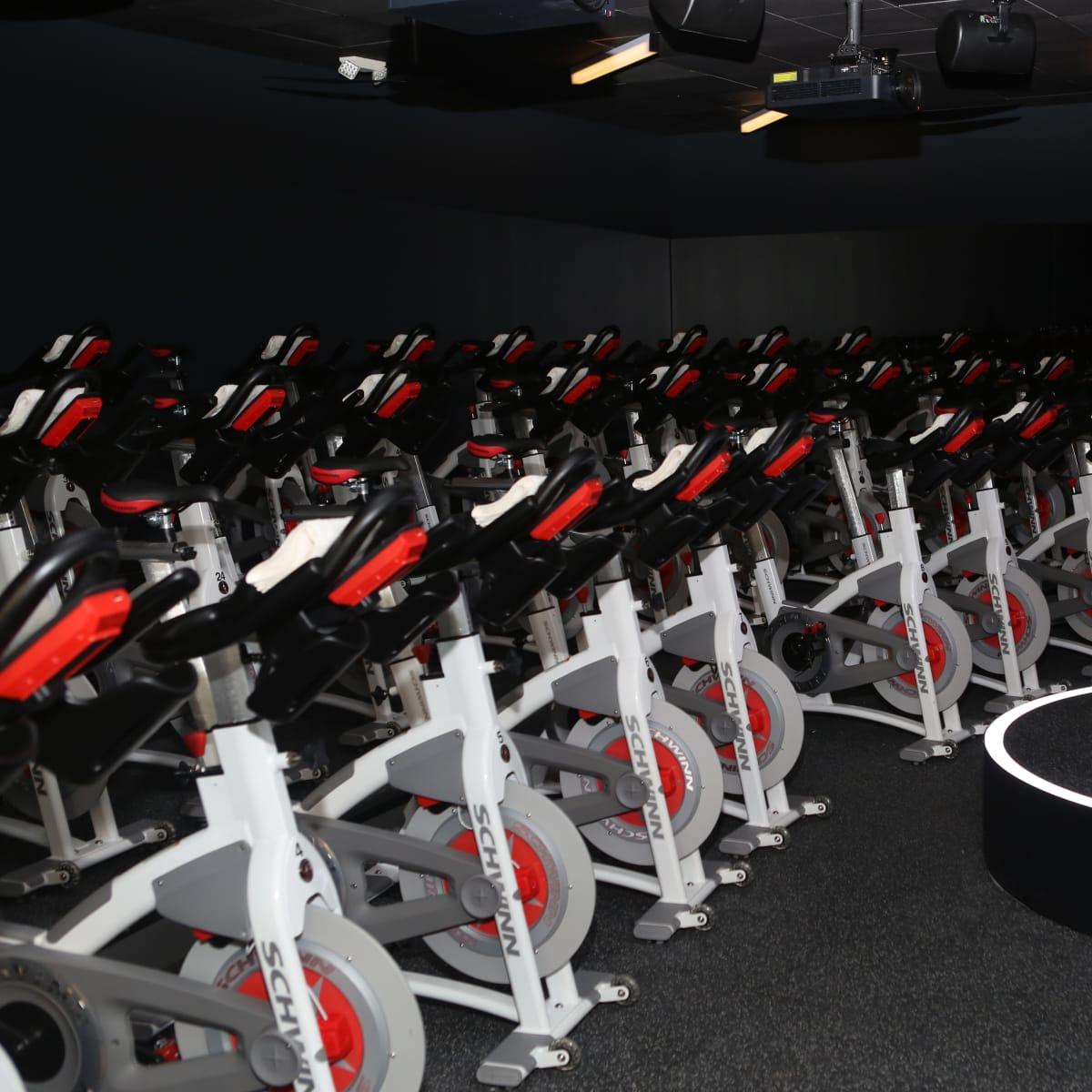 Equinox cycle studio at River Oaks District