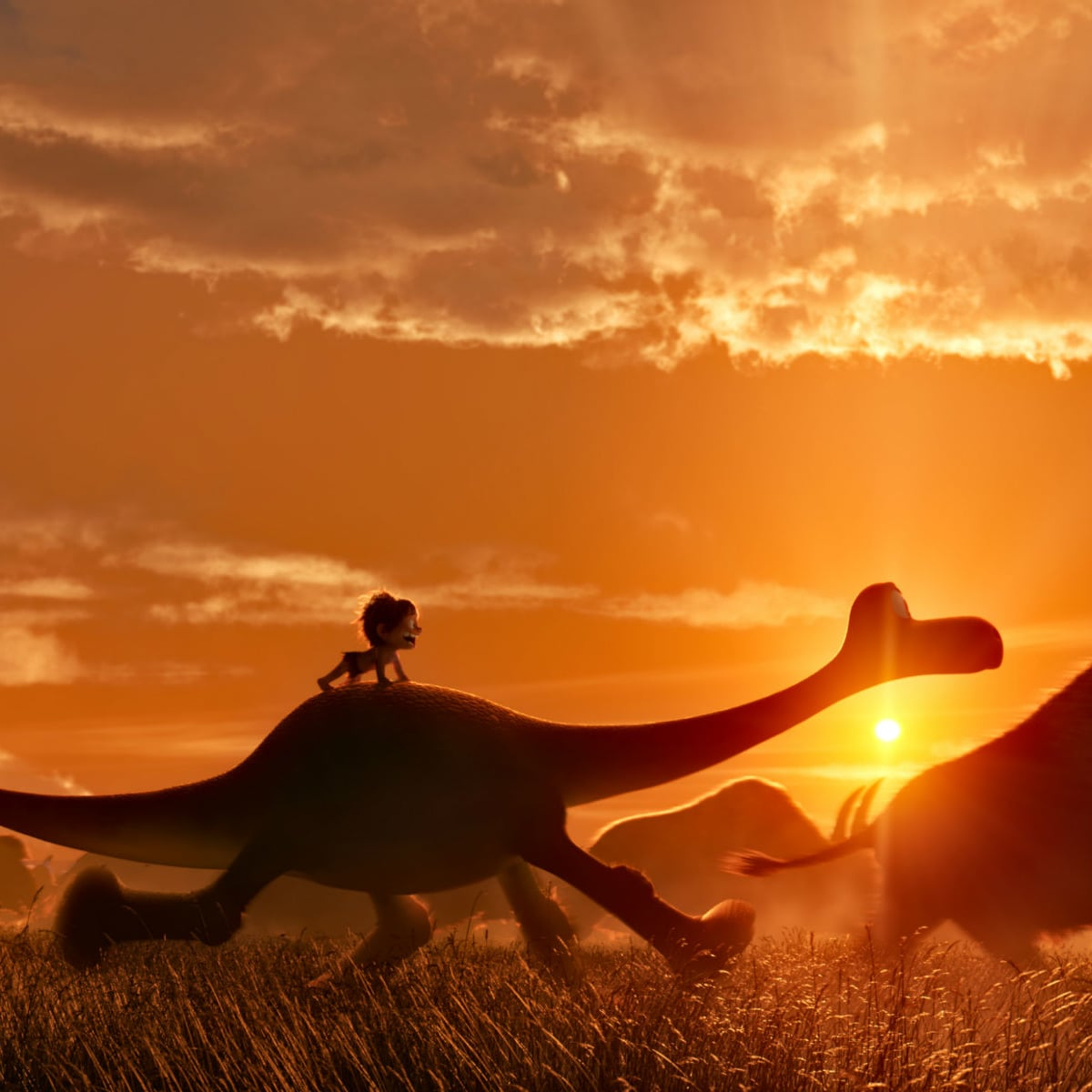 Scene from The Good Dinosaur