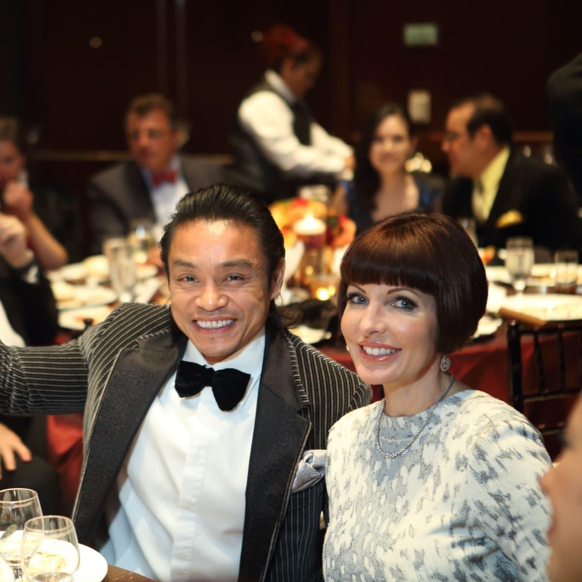 News, Shelby, Women's Home gala, Nov. 2015, Dr. Quang Henderson, Staci Henderson