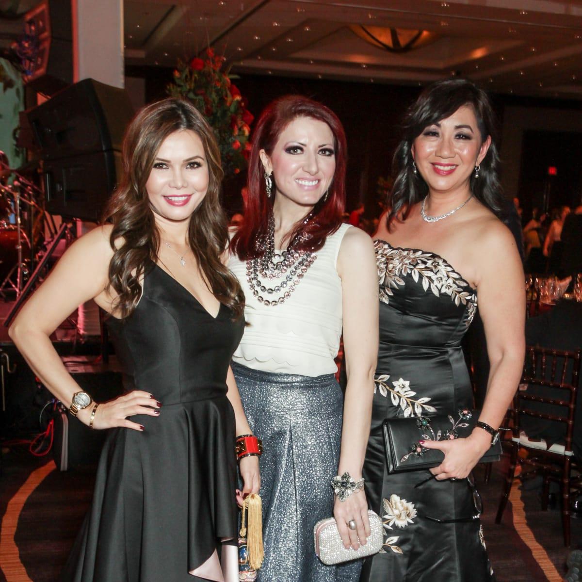 News, Shelby, Women's Home gala, Nov. 2015,  Amy Dichoso, Yasmine Haddad, Alice Mao Brams