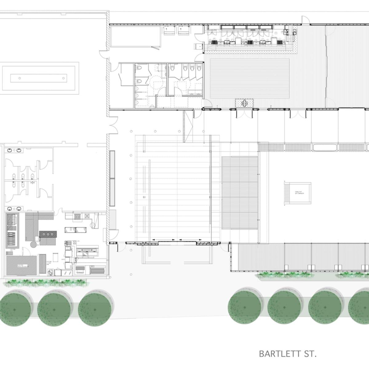 Goode Co Armadillo Palace Site Plan