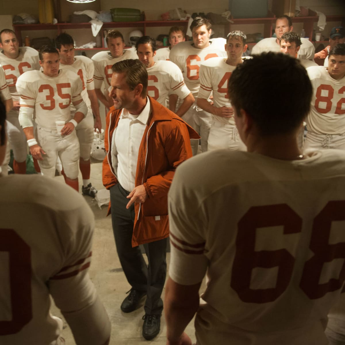 Aaron Eckhart in My All American