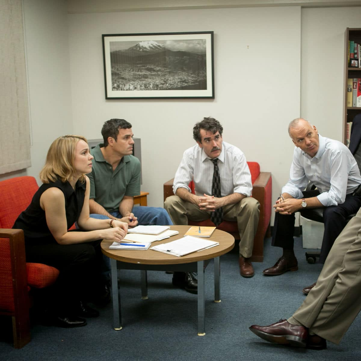 Cast of Spotlight