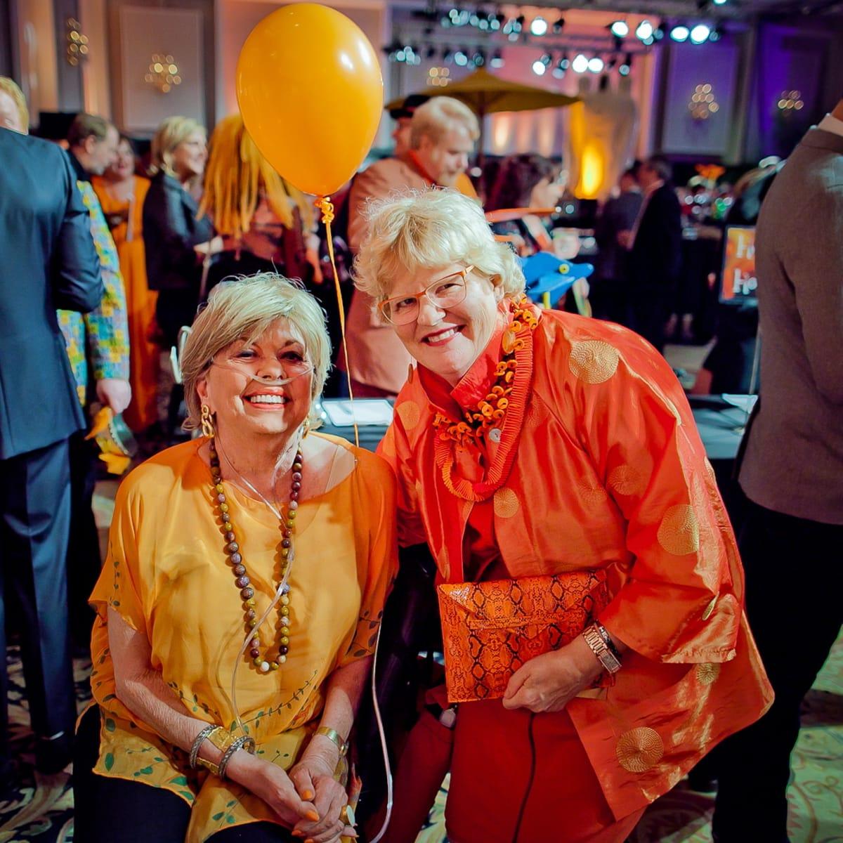 Orange Show Gala Stephanie Smither, Gewen Goffe