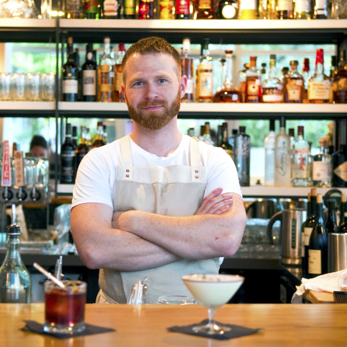 Emmer and Rye 2015 Austin restaurant bar manager Adam Stellmon