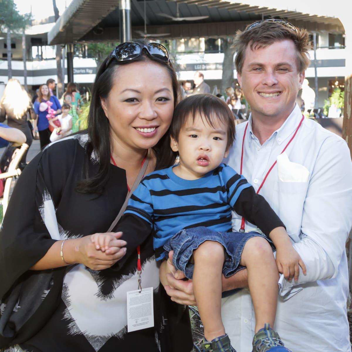 Risotto Festival Miya Shay (son Winston) Corbett Parker