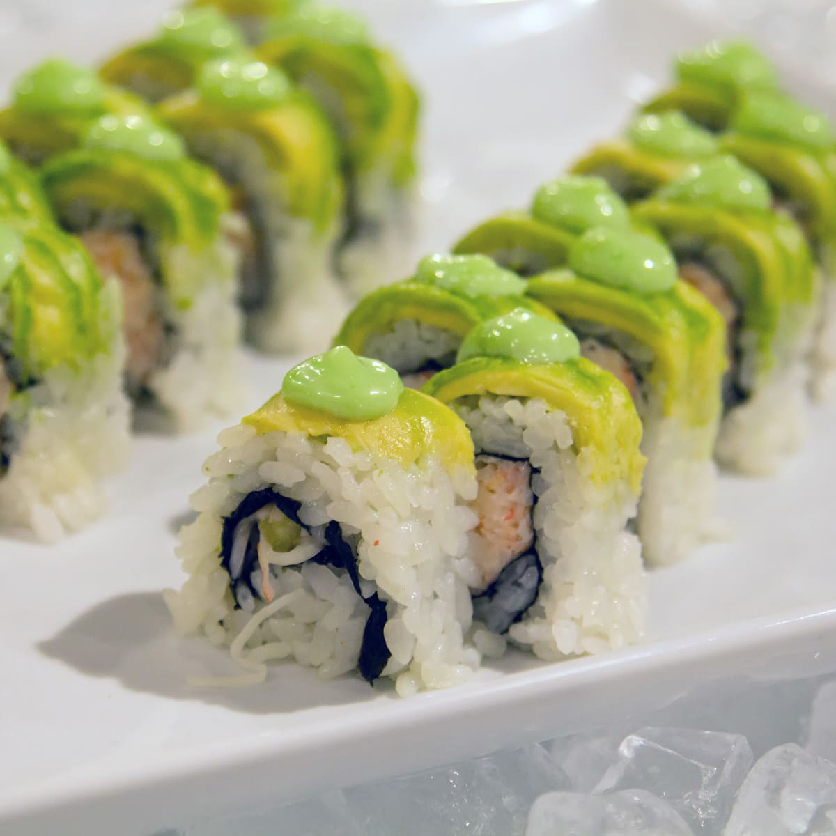 Sushi from Lombardi Concepts