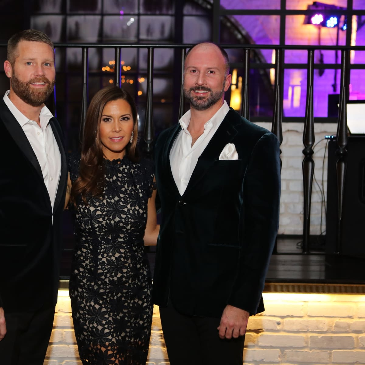 News, Shelby, Catwalk for a Cure, Nov. 2015, Kevin Black, Monique Lhuillier, Tony Bradfield