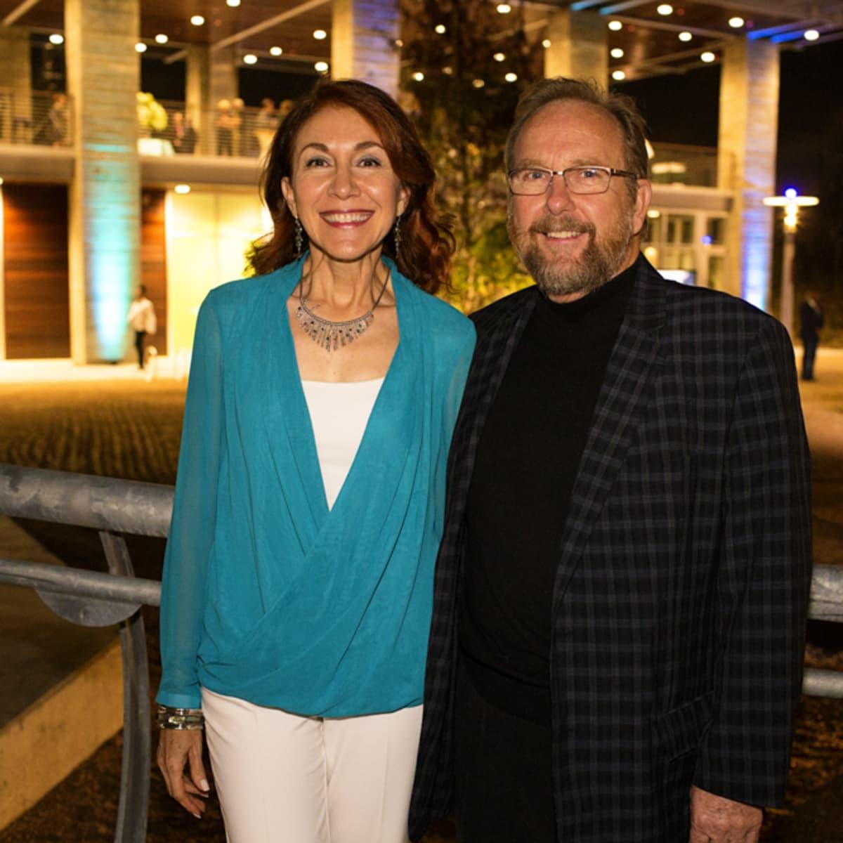 News, Shelby, Buffalo Bayou Partnership gala, Nov. 2015, Edna Ramos, John Cryer