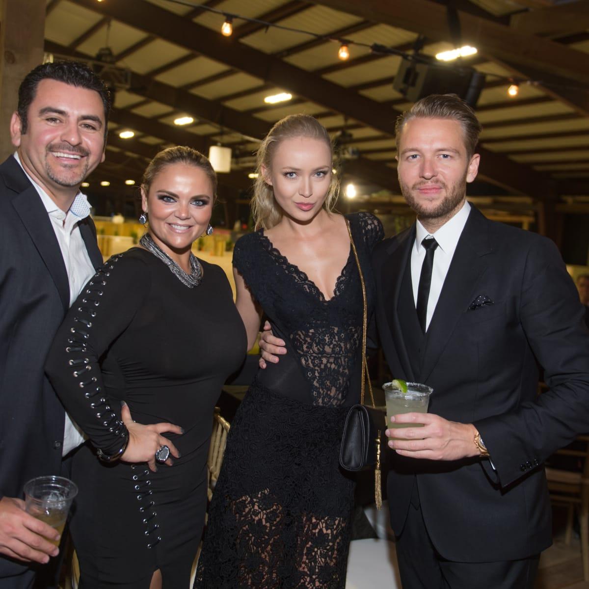 News, Shelby, Haras Cup, Nov. 2015, Connie Zubizarreta, Francisco Rivera, Ana Weber & Michael Lillelund