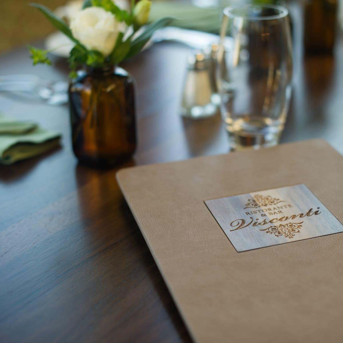 Hotel Granduca Austin opening 2015 restaurant Ristorante Visconti menu