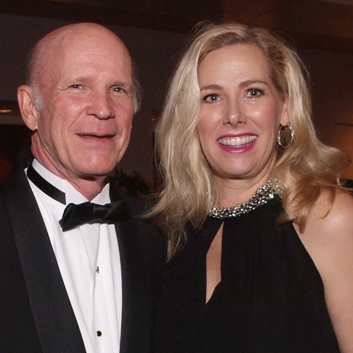 Welch Foundation banquet Steve McKnight, Phyllis McKnight