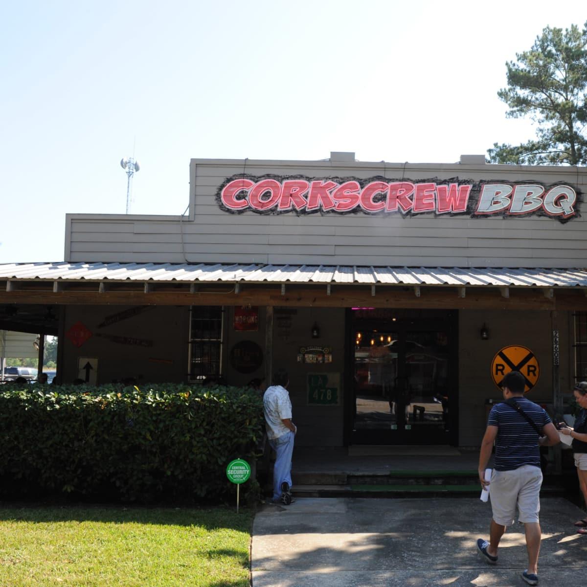 CorkScrew BBQ Spring