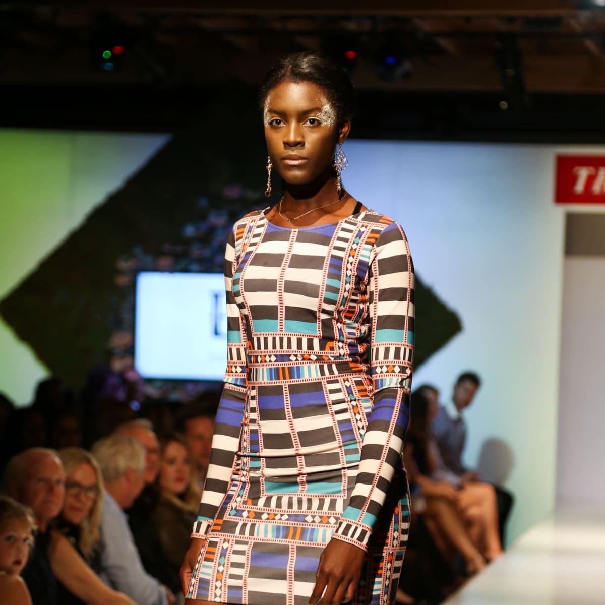 Tribeza Fashion Show 2015 at Brazos Hall Estilo