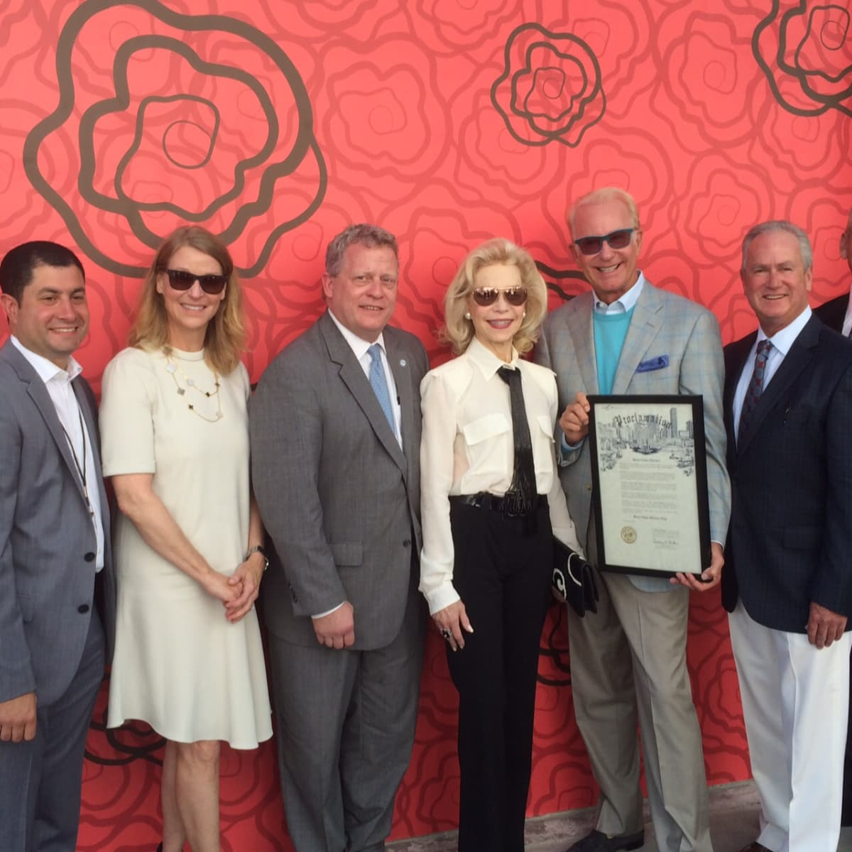River Oaks District grand opening